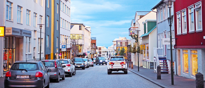 handlegater-shoppinggater-reykjavik-island