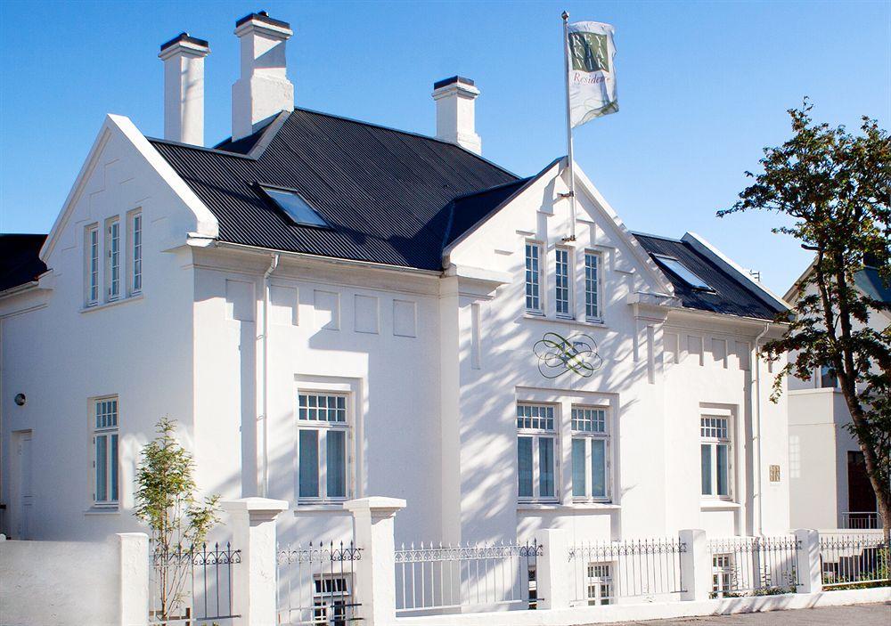 reykjavik residense-hotell-reise