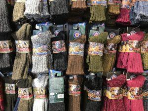 Island Reykjavik ullprodukter ullsokker ullgenser priser butikk