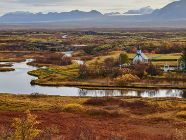 Thingvellir nasjonalpark Island Reykjavik Golden circle