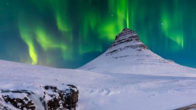 Nordlys Island Reykjavik hvordan se oppleve tips guide aurora borealis